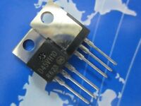 10PC  D45VH10 D45VH10G In-line TO-220 15A80V Transistor #