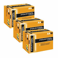 30 Duracell Procell AA Size 1.5V Alkaline Professional Performance Battery HQ