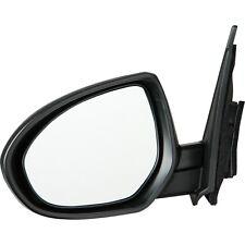 Pilot Power Non Heated Mirror Left Black Smooth/Textured MZ3694100L