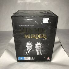 Midsomer Murders Season 1 - 20 Collection (limited Edition) DVD (region 4 AU