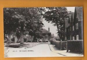 Kent-  The Village, Westwell.   Postcard