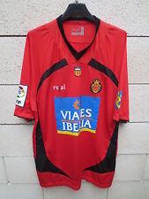VINTAGE Maillot RCD MALLORCA Re!al camiseta shirt LFP jersey XXL Majorque rouge