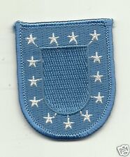 Army  Beret Flash    PATCH