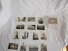 Vintage Alfred Mainzer New York City 25 Cents Souvenir Photogragh Set Of 14 Pics