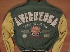 Avirex Vintage Varsity Baseball College Jacket - Giubbotto Bomber - size M