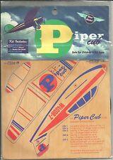 Velocity Girl PIPER CUB Chance w/ Cut out AIRPLANE 7 INCH Vinyl Edsel Chisel USA