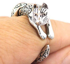 Ring Sz 9.5 New Japan Jewelry Japanese Magic Fox Kitsune Sterling 925 Silver