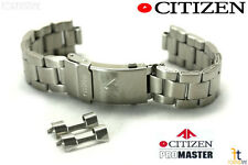 Citizen Promaster NY00040-50E Original 20mm Stainless Steel Watch Band 59-J0609