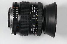 Nikon 35-80mm /4.0-5.6D