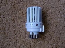 5 St Honeywell Thermostatkopf Design Thera 4 weiß chrom Heimeier M 30 RAN MNG