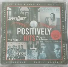 Christian Rock CD Positively Hits Rarities Remixes Skillet Everfound Veridia