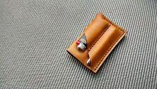 Edc Pocket Organizer. Leather EDC. EDC Wallet. Leather organizer.