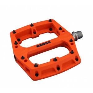 MKS Gauss Platform Pedals, Orange