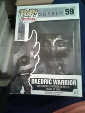 Funko Pop Vinyl Games 59 The Elder Scrolls V Skyrim Daedric Warrior