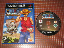 PS2 ONE PIECE GRAND ADVENTURE PAL ESPAÑA PLAYSTATION 2 SONY BANDAI