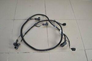 Original VW Golf 6 Kabelsatz Stoßstange hinten PDC Sensor 5K0971104D 4H0919275