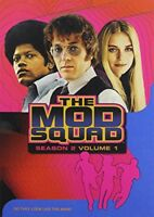 The Mod Squad: Season 2 Volume 1 [New DVD]