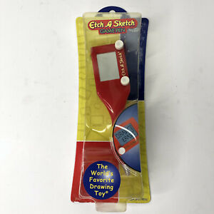 ETCH-A-SKETCH GAME PEN NEW OLD STOCK-SEALED