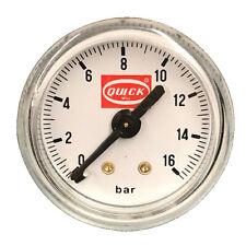 Quickmill Manometer Pumpenmanometer 16 Bar - Caffe Milano