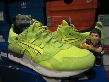 Ubiq x Asics Gel-Lyte V Hazard Men's Sneakers H41GK-8686 Sz 11.5 Lime Gore-tex