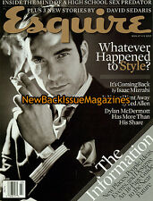 Esquire 3/00,Dylan McDermott,Jennifer Connelly,March 2000,NEW