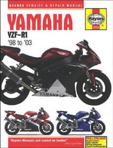 Yamaha YZF-R1 1000 2005 Haynes Service Repair Manual 4605