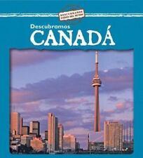 Descubramos Canada/ Looking at Canada (Descubramos Paises Del Mundo /-ExLibrary