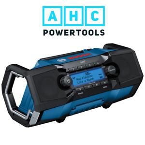 Bosch 18v 06014A3170 Bluetooth DAB+ Jobsite Radio FM MP3 - Body Only