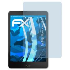 atFoliX 2x Displayschutzfolie für Onyx Boox Nova Pro Schutzfolie klar Folie