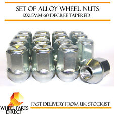 16 Alloy Wheel Nuts 12x1.5 Bolts Tapered for Isuzu Rodeo Pick-Up 06-16