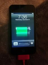 Apple iPod Touch 4th Generation 8GB A1367, Black Tested