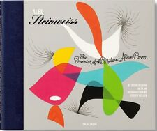 Alex Steinweiss: The Inventor Of The Modern Album Cover Signed #560 HC Taschen