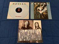 Classic Rock LP Lot Kansas Vinyl Confessions Power Foreigner Double Vision