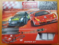 Carrera Digital 143 Super GT Digital Slot Car Racing System Set 40014