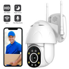 1080P Dome Kamera Überwachungskamera Aussen WLAN WiFi Home Security Überwachung