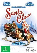 Santa Claus * NEW DVD * John Lithgow Dudley Moore (Region 4 Australia)