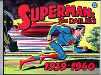 Superman The Dailies 1939-1940 First Edition Comic 1999 VF