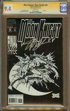 Marc Spector: Moon Knight #60 CGC 9.4 Signature Series STEPHEN PLATT