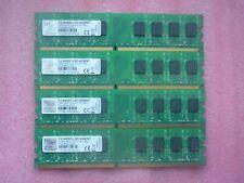 G.Skill F2-6400CL5D-4GBNT 8GB Kit 4x2GB DDR2 PC2-6400U 800MHz Non-ECC Intel