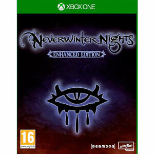 Neverwinter Nights Enhanced Edition XBOX ONE New and Sealed Never Winter