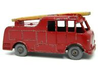 Matchbox Lesney No.9c Merryweather Marquis Fire Engine (1st ISSUE ROOF PAINTED)