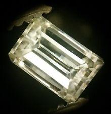 GIA Cert 0.43ct (Royal Crest?) Step cut diamond K VVS2