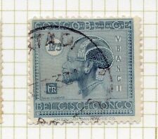Belgian Congo 1923 Early Issue Fine Used Value 1.75F. 248133