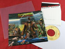 "Iron Maiden  STRANGER IN A STRANGE LAND  7"" Single EMI Holland + Promo-Sheet"