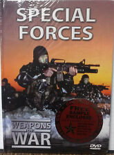 Special Forces Weapons of War (2007, DVD)