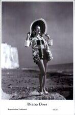 Beautiful Actress DIANA DORS 64/63 Swiftsure 2000 Postcard GREAT QUALITY