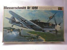 Messerschmitt Bf 109F 1/32 scale Revell Plastic Airplane Model Kit