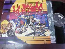 """Dschungel - Dschungel, LP 12 """" Spain 1990"""