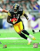 """Mike Wallace Pittsburgh Steelers NFL Action Photo (Size: 8"""" x 10"""")"""