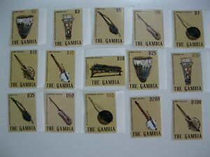 Gambia -Music-Musical Instrument-2010